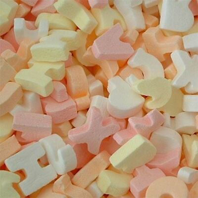 £68.59 • Buy ABC Candy Letters Retro Sweets Party Wedding Favours Large Jar + 4x1kg Refills
