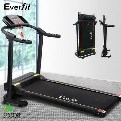 AU414 • Buy Everfit Electric Treadmill Home Gym Exercise Fitness Machine Equipment Running