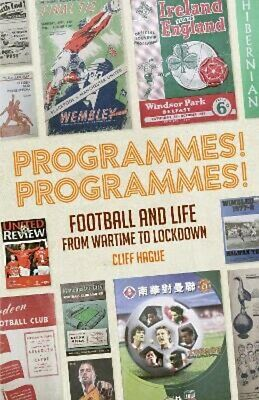 £12.79 • Buy Programmes! Programmes!: Football And Life From Wartime To Lockdown