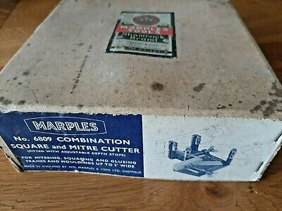 £34 • Buy Marples No.6809 Combination Square And Mitre Cutter