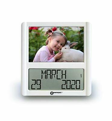 £33.16 • Buy Geemarc VISO 5 -Extra Large Self Adjustable Atomic Radio Controlled Clock With