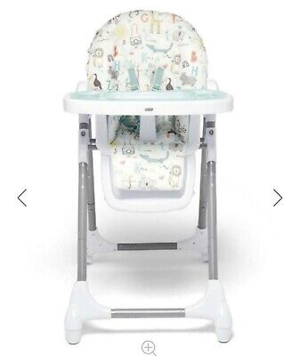 £50 • Buy Mamas & Papas Snax Adjustable Highchair With Removable Tray Insert - Happy Plane
