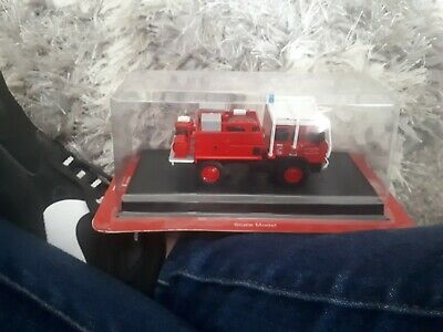 £5 • Buy Del Prado 1/64 Scale 1992 CFF 2000 Iveco 80.17 Fire Engine - Sealed Blister Pack