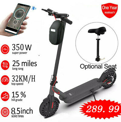 View Details Adult Electric Scooter Folding Xiaomi M365 Pro E-Scooter 12 Month Warranty W/APP • 289.89£