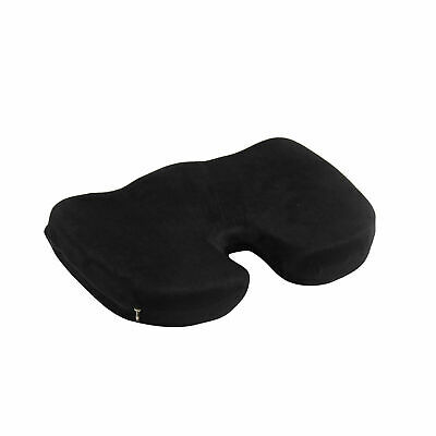 £7.99 • Buy Memory Foam Wedge Car Seat/Chair Cushion Lower Base Posture Support Thick Soft