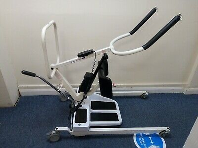 £359.99 • Buy Oxford Stand Aid150 Mobility Chair Riser Lift Hoist Similar To Arjo Viking