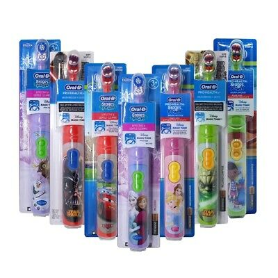 AU18.99 • Buy Extra Soft Oral-B Stages Power Kids Pro Health Electric Toothbrush Cartoon