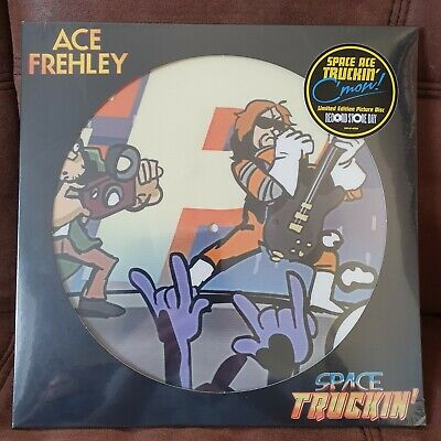 £22 • Buy Ace Frehley Space Truckin' Pic Disc Vinyl