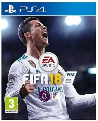 £3.35 • Buy FIFA 18 - PS4 - NEW & SEALED - FREE SHIPPING - Same Day Dispatch