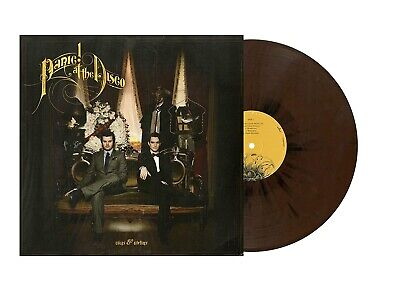 £71.66 • Buy Panic At The Disco Vices & Virtues Maroon/Black Hot Topic Vinyl NEW SEALED