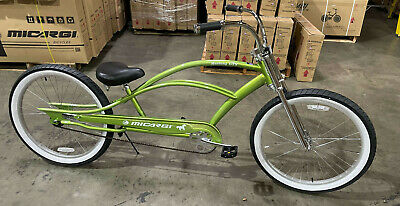 AU740.78 • Buy 26  Mustang 3.0 Stretch Beach Cruiser Bicycle W 36 Spokes 26 X 3.0  Fat Tire