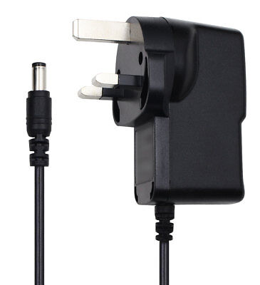 £4.15 • Buy UK AC/DC Adapter Charger For Roland ACR-120 MICRO CUBE 9V 500mA Power Supply