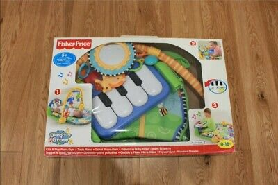 £25 • Buy Fisher Price Kick And Play Piano Gym Playmat - Used Excellent Condition