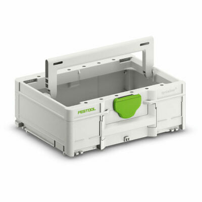 £35.95 • Buy Festool 204865 Systainer 3 Tote Tool Box Sys3 Tb M 137 Brand New