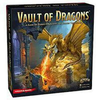 AU68.35 • Buy Dungeons And Dragons: Vault Of Dragons Board Game