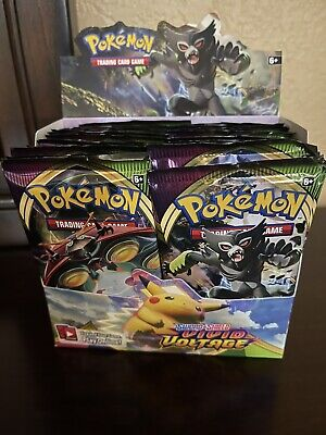 $60 • Buy [10 PACKS] VIVID VOLTAGE Booster Pack Lot. Factory Sealed From Box Pokemon Cards