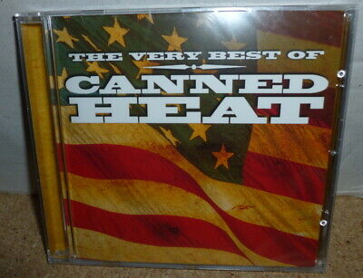 £5.40 • Buy CD: Canned Heat - The Very Best Of - New Sealed