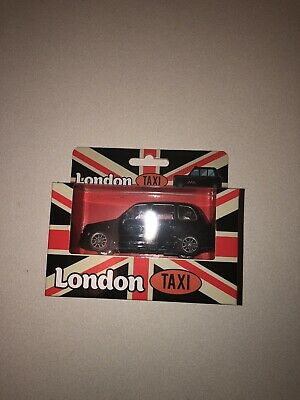 £3.49 • Buy LONDON TAXI BLACK CAB TOY CAR TAXI  NEW BOXED Collectible Favourite