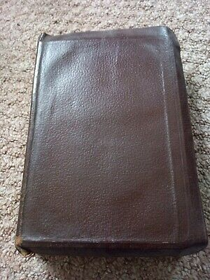 £12 • Buy Vintage Holy Bible