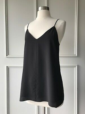 AU39.95 • Buy | COUNTRY ROAD | 100% PURE Silk Cami Black | NEW | $139 | SIZE: 4,6,8,10,14,16 |