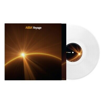 £45.50 • Buy Abba - Voyage - Exclusive White Vinyl Lp - Presale. Very Very Collectable. New