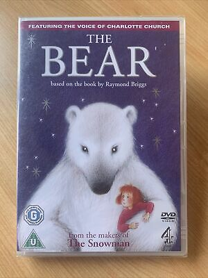 £2.49 • Buy The Bear - Dvd (2006) Animated Adventure - Based On The Book By Raymond Briggs