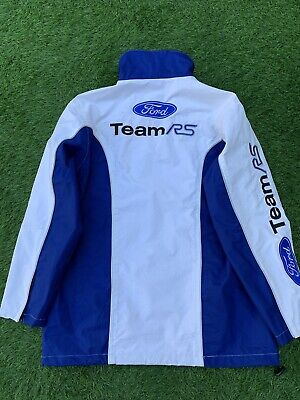 £60 • Buy Very Rare Genuine Ford Team RS Rain Jacket Size Small Beautiful Condition