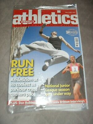 £0.99 • Buy Athletics Weekly Issue May 3rd 2007