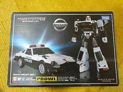 £70 • Buy TRANSFORMERS MASTERPIECE MP-17 Prowl