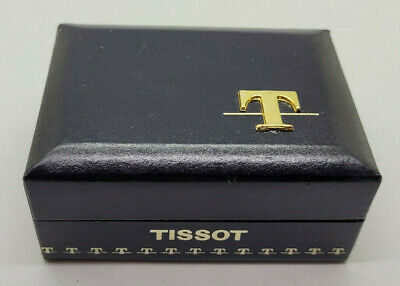 £49 • Buy Used Vintage Blue Tissot Watch Box Only