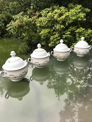 £17.99 • Buy Denby Casserole Dish Or Soup Serving Tureen X 4