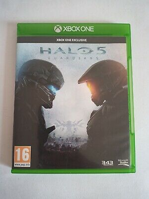 £3.99 • Buy *** Halo 5 RARE For XBOX One 1 **