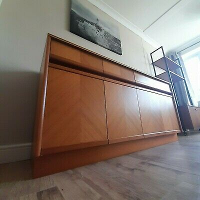 £295 • Buy Outstanding G PLAN E GOMME 1970's Mid-Century Teak Sideboard, Fine Condition