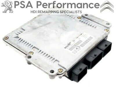 £99.95 • Buy Peugeot 406 2.0 Hdi 110 Tuned Remapped Ecu Plug Play 150 Ps Immo Off0281010627
