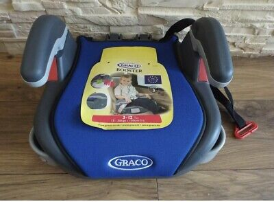 £30 • Buy BNIB GRACO BOOSTER BASIC CAR SEAT Group 3   ( 3 To 12 Years ) ( 22 - 36 Kg )