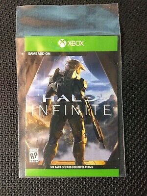 £14.55 • Buy Xbox Halo Infinite Spartan Collection Series 1 Unused Code Game Add-on