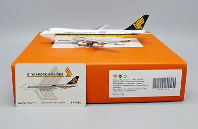 AU104.95 • Buy JC Wings 1:400 Singapore Airlines Boeing B747-200 'Delivery' 9V-SIA