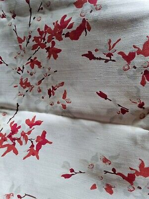 £85 • Buy Door Curtain Thermal Lined In Laura Ashley Forsythia