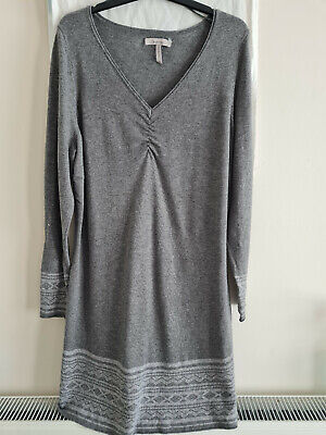 £3.99 • Buy Pepperberry Wool Blend Knitted Dress/Tunic. Size 18(Really/Super Curvy) Grey
