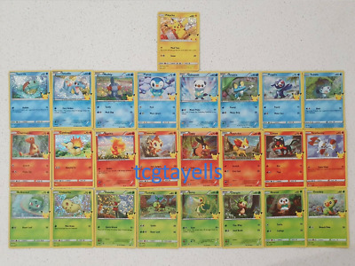 AU2.95 • Buy Pokemon Cards 25th Anniversary McDonalds NON HOLO - Pick From List
