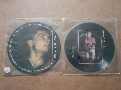 £5 • Buy Joy Division New Order 2 X 7  Interview Picture Discs See Info