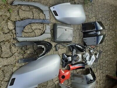 £122 • Buy Scomadi And Royal Alloy Scooter Parts,that Need Painting.All Pictured Included.