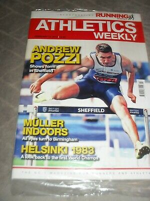 £0.99 • Buy Athletics Weekly Issue February 16th 2017
