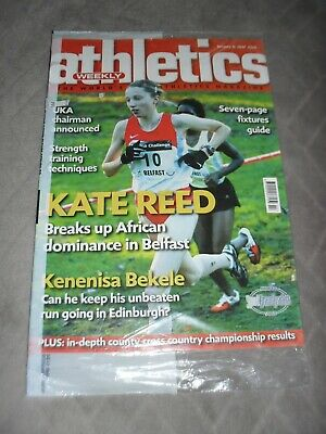 £0.99 • Buy Athletics Weekly Issue January 11th 2007 Kate Reed