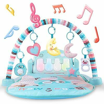 £64.99 • Buy Baby Gyms And Activity Play Mat Kick And Play Piano Gym Centers With Music And