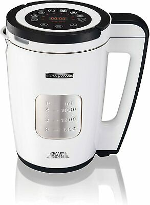 £39.99 • Buy Morphy Richards White Total Control Soup Maker 501020 Less Than Half Price!