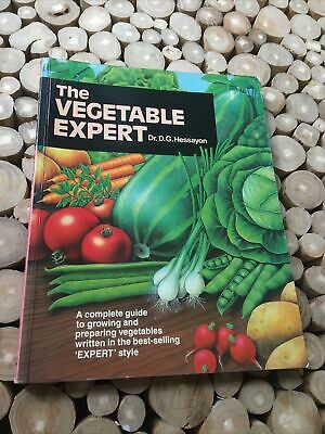 £0.50 • Buy The Vegetable Expert (Expert Books) By Hessayon, Dr D G Paperback Book The Cheap