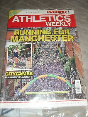 £0.99 • Buy Athletics Weekly Issue June 1st 2017