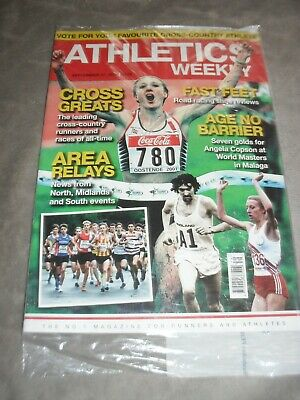 £0.99 • Buy Athletics Weekly Issue September 27th 2018