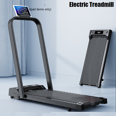 AU349.95 • Buy Electric Treadmill Remote Control LCD Running Walking Pad Home Gym Fitness